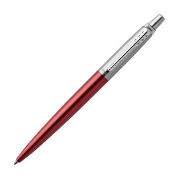 派克笔,乔特 肯辛顿红白夹凝胶水笔 单支装
