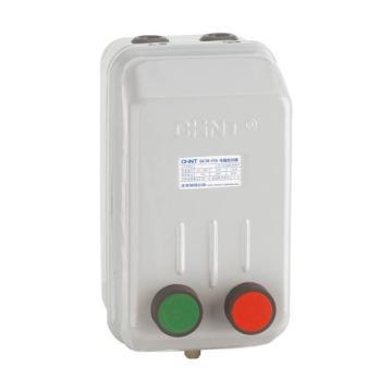 正泰CHINT QC36系列电磁起动器,QC36-4TA 380V 5A