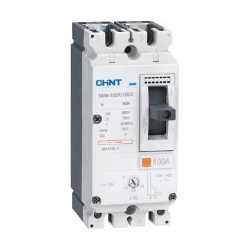 正泰CHINT NM8系列塑料外壳式断路器,NM8-250S/125/3