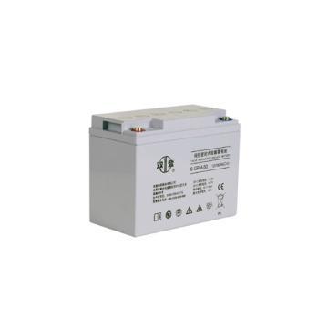 雙登 閥控密封式鉛酸蓄電池,6-GFM-50