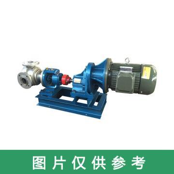 上海奔塑 磁力齿轮泵 316L材质,NCB-80Y(圆弧齿形)316L材质