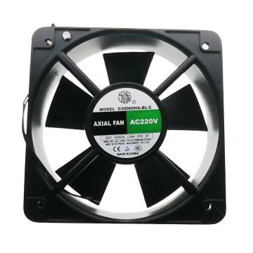 九龙电机 散热风扇,G20060HA2BL-C,220V,65W