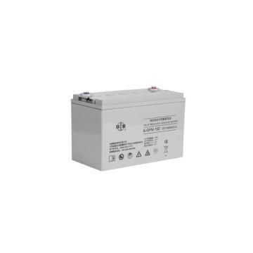 雙登 閥控密封式鉛酸蓄電池,6-GFM-100