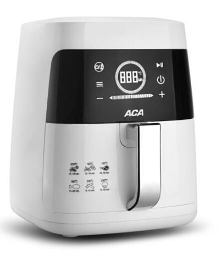 ACA智能空气炸锅,多用途锅电炸锅ALY-KZ250D