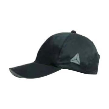 代尔塔DELTAPLUS 棒球帽,405100-NO,VERONA 马克2系列 经典棒球帽 黑色