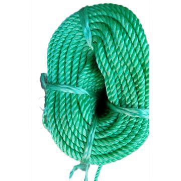 西域推荐 打包尼龙绳,绿色,宽(mm):6