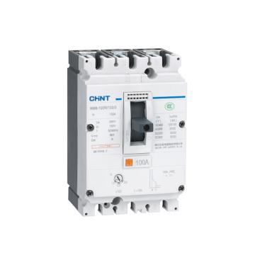 正泰CHINT NM8S系列塑料外壳式断路器,NM8S-630S/250/3+SM5