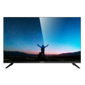 康佳(KONKA)高清液晶電視 ,43英寸 LED43G30CE黑色 含掛架