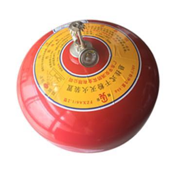 桂安 悬挂式干粉灭火器,6kg,FZXA6/1.2(仅限华南、西南、湖南、湖北、陕西、安徽地区)