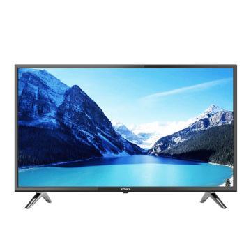 康佳(KONKA)高清液晶電視,40英寸 LED40G30AE 黑色 含掛架