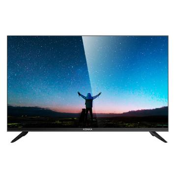 康佳(KONKA)高清液晶電視,40英寸 LED40G30CE 黑色 含掛架