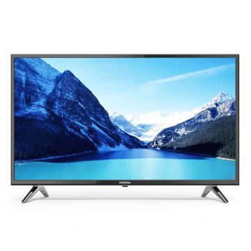 康佳(KONKA)全高清液晶電視 黑色,32英寸 LED32G30AE含掛架