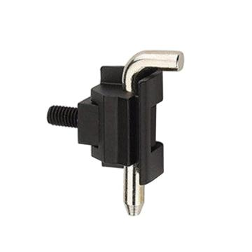 恒珠 插销式铰链,HL017-1,卡式铰链,黑色