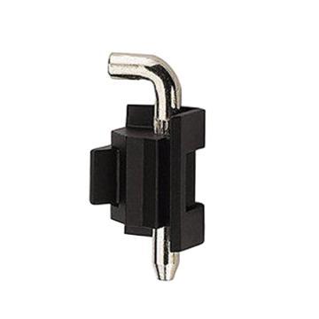 恒珠 插销式暗铰链,HL003-1,卡式铰链,黑色