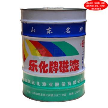 乐化 醇酸磁漆,大红,色号:L2-04,7Kg/桶