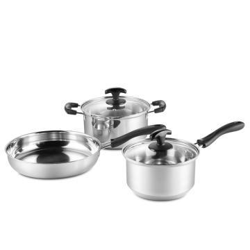 德鉑鉑洛尼亞鍋具三件套,DEP-516