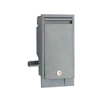 恒珠 面板锁,箱变锁,MSH-01,灰色