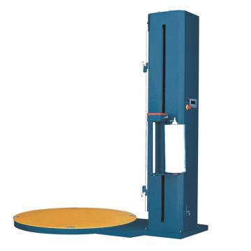 西域推荐 预拉缠绕机,转盘直径:φ1500mm,最大包装高度:2000mm,型号:SM-1517R