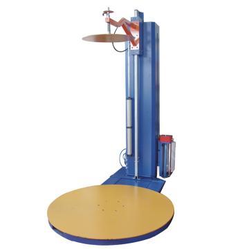 西域推荐 加压式缠绕机,转盘直径:φ1500mm,最大包装高度:2000mm,型号:SM-2517R