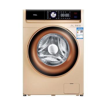 TCL免污洗洗衣机, XQGM110-14508BH滚筒洗衣机全自动11kg免污技术