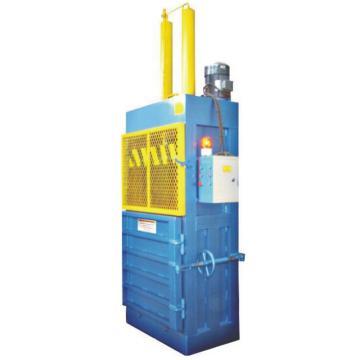 西域推薦 雙缸立式打包機,壓縮力:40T,打包尺寸:1100*600*(500-1500)mm,型號:WJ-400