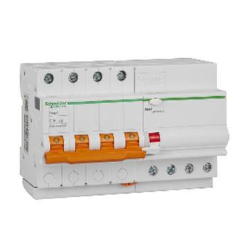 施耐德Schneider Easy9微型漏电保护断路器 4P C16A/30mA/AC,EA9RN4C1630CNEW