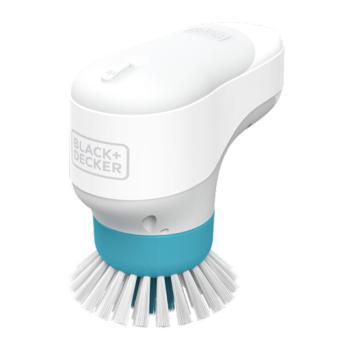百得(BLACK&DECKER) 电动清洁洗碗刷, 手持电动清洁刷BHPC130-A9