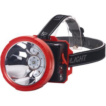 康铭 LED头灯,KM-2827,6W 单位:个