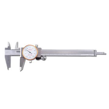 上工 帶表卡尺,0-150mm*0.02,不含第三方檢測