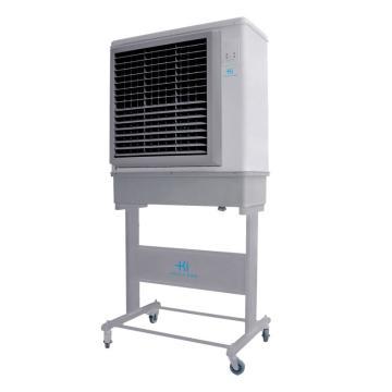 科瑞莱 高架移动式商业用空调扇,KF80-HS,220V,最大风量8000m3/h,储水量30L