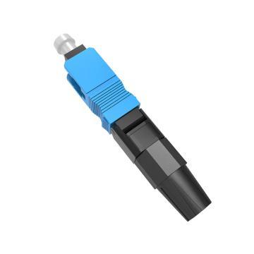 西域推荐 光纤快速连接头,SC预埋式皮线连接器ftth电信级