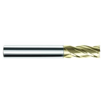 株洲钻石 整体硬质合金立铣刀,PML-4E-D16.0