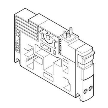 费斯托FESTO 电磁阀配件,真空发生器,CPV18-M1H-VI140-2GLS-1/4,185877
