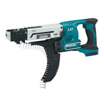 牧田makita自动送料螺丝枪(裸机),螺丝条4×25mm-55mm 电池、充电器需另购,DFR550Z