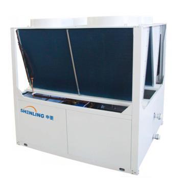申菱 模块式标准单冷风冷冷水机组,LSQF65PFDA,制冷量68KW,含控制模块。不含安装及辅材。限区