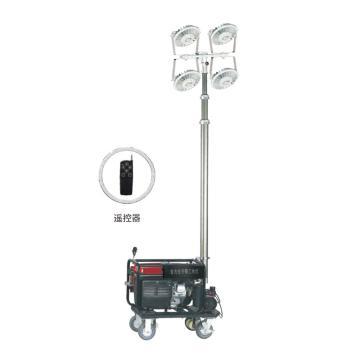 通明电器 LED全方位遥控泛光工作灯,ZW3500E-L150X4 功率4X150W,单位:个