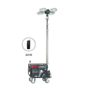通明电器 LED全方位遥控泛光工作灯,ZW3500F-L100X4 功率4X100W,单位:个