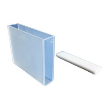 晶科 比色皿 光程5cm,52.5*12.5*45