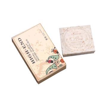 OPott一次性香皂,酒店用品 麦麸香皂