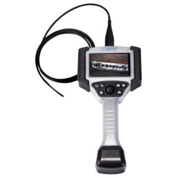 """德朗 工業視頻內窺鏡,2.4mm鏡頭,4.3""""顯示器,分辨率800*480,VT2401-PG"""