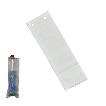 一次性雨伞套,短袋13cmx42cm 防水收纳袋 塑料套伞袋 2000个/箱