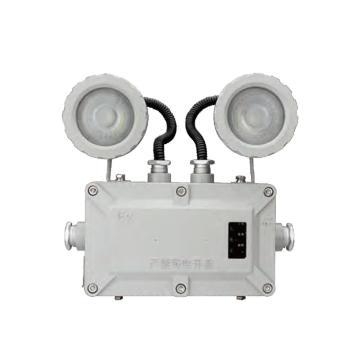 通明电器 TORMIN BC5200 LED防爆双头应急灯3W白光壁式安装