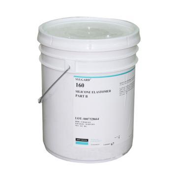 道康宁 有机硅灌封胶,中粘度型,160 B,通用型,B组分,24.9KG/桶