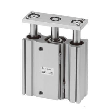 SMC 气缸,MGQM12-100