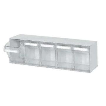 西域推荐 抽屉式零件盒,尺寸(mm):600*133*164,型号:T5-K
