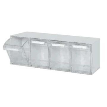 西域推荐 抽屉式零件盒,尺寸(mm):600*168*207,型号:T4-K