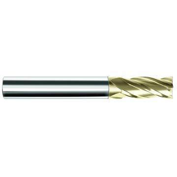 株洲钻石 立铣刀,三刃合金,PML-3E-D4.0-H