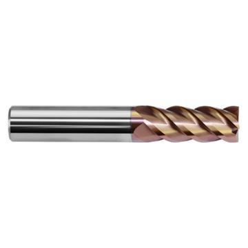 株洲钻石,四刃长刃立铣刀, HMX-4E-D1.5S