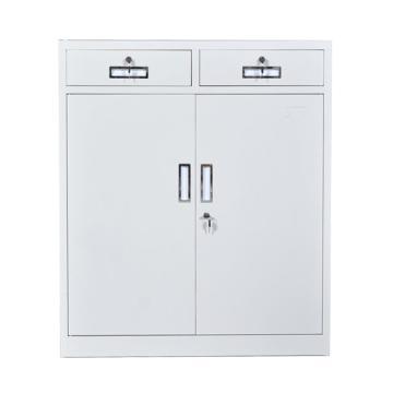 二斗下节柜,钢板厚度0.6 ZY-G015 900*850*390钢制