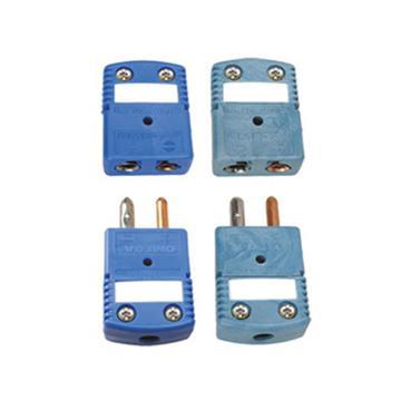OMEGA OSTW玻璃纤维填充尼龙 标准热电偶插头公连接器,OSTW-K-M